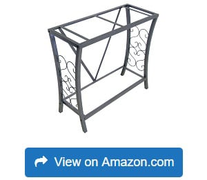 Aquatic-Fundamentals-102102,-Metal-Aquarium-Stand