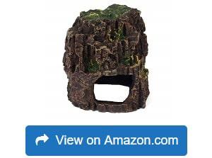 VORCOOL-Aquarium-Sea-Rocks-Cave-Ornament