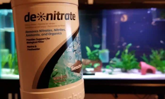 aquarium-nitrate-removal-products