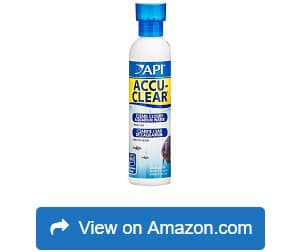 API ACCU CLEAR Freshwater Aquarium Water Clarifier