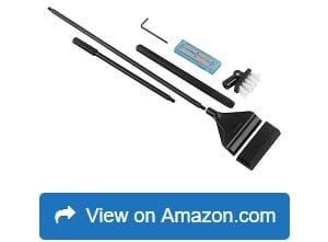 QANVEE-Aluminum-Magnesium-Alloy-Scraper-Cleaner-Brush