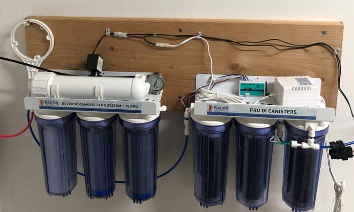 best reverse osmosis system for aquarium